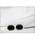 Cufflinks Onyx -PIERRE