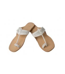 Sandales KOLI SANDAL BLANCHE