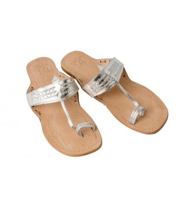 Sandales KOLI SANDAL ARGENT