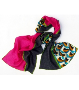 Foulard laine