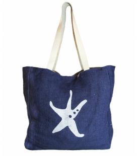 Sac en jute marine STARFISH