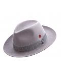 Chapeau en feutre TriBeCa STEEL