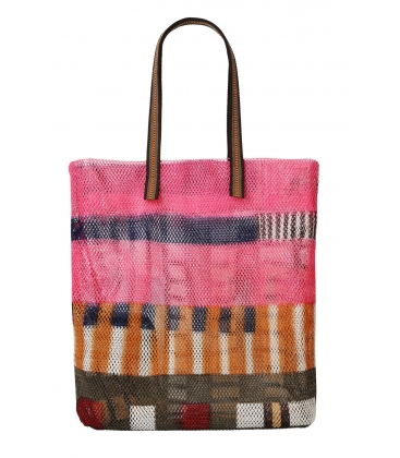 Sac Multicolore rose EPICE