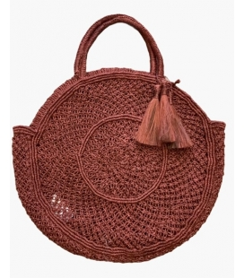 Panier the Jacksons LOLA bordeaux