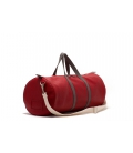 Rectangular round duffel bag QUIME